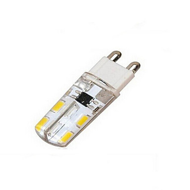 Buy G9 9W 16X SMD 5730 384LM 2800-3500/6000-6500K Warm White/Cool White Corn Bulbs AC 220V