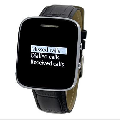 ee tragbare smart watch bluetooth 4 0 freisprechanlage media control. Black Bedroom Furniture Sets. Home Design Ideas