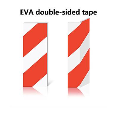 SHUNWEI® Vehicle Garage Dedicated EVA Rectangular Anti-Collision Anti-Scratch Warning 2pcs