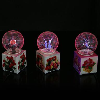 Conception de fleur cr ative r sine lectrostatique boule for Exterieur creative box