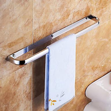Set de accesorios de ba o barra para toalla estanter a for Estanteria bano toallas