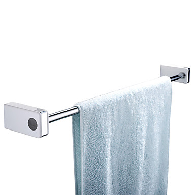 Sets d 39 accessoire de salle de bain barre porte serviette - Porte serviette a fixer au mur ...