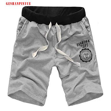 New 2015 Casual Pants Sweatpants Fashion Men's Shorts Pants 10 Color M-3XL