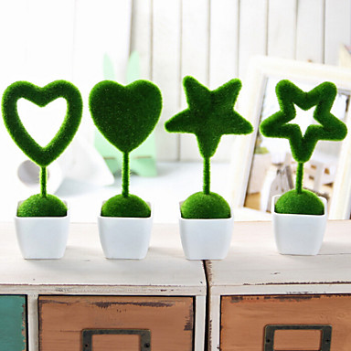 Buy Star LOVE Bonsai Ornaments (Set 4)