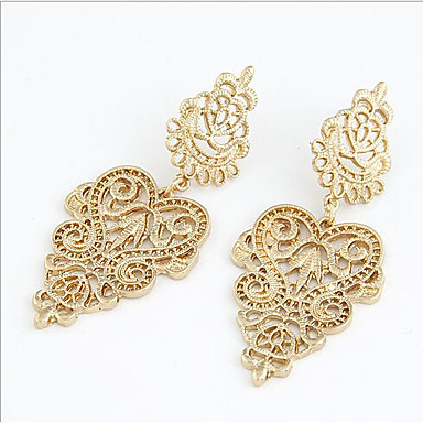 """""""New Arrival Hot Selling High Quality Holllow Earrings"""""""