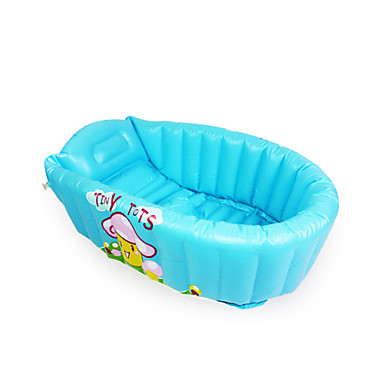 Inflatable Baby Bath,Tasteless Cartoon Model,Special Two ...