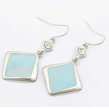 """""""New Arrival Hot Selling High Quality Geometric Square Drip Earrings"""""""