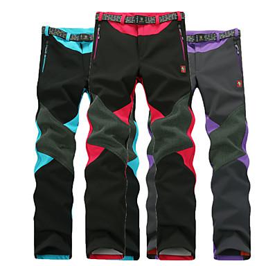 Women's snowboard / Ski Pants Warm Insulated Fleece snowboard Ski Pants