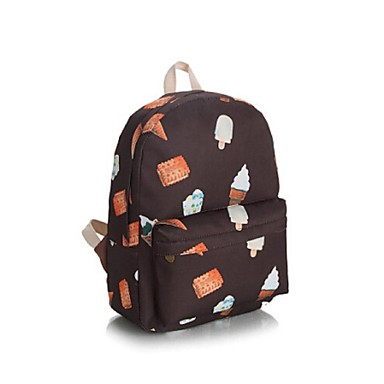 on sale Women 's Canvas Weekend Bag Backpack - Multi-color ...