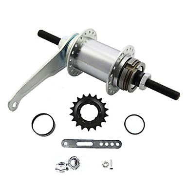 Buy Fixed Gear Bicycle Coaster Brake Rear Hub 36 Hole