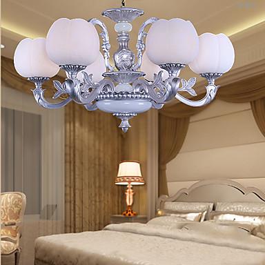 Contemporaneo Metallo Lampadari Salotto / Camera da letto ...