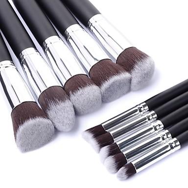 new makeup brush set cosmetic foundation blending pencil