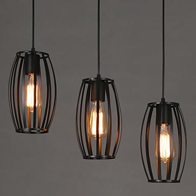 Buy E27 13*23CM Line 1M Led Creative Loft Restoring Ancient Ways, Single Head Wrought Iron Chandelier Lamp