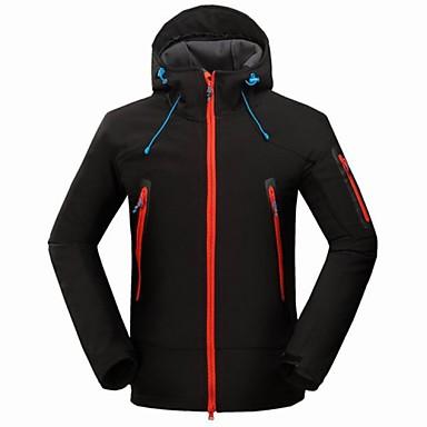 Men's Winter Jacket Jacket Tops Camping / HikingWaterproof Windproof Ultraviolet Resistant Anti-Eradiation Wearable Antistatic
