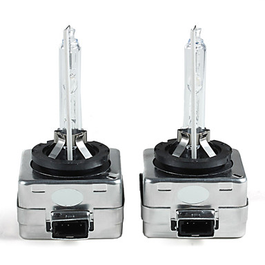 2 x 35w d1s car hid xenon headlight light lamp bulbs 6000k. Black Bedroom Furniture Sets. Home Design Ideas