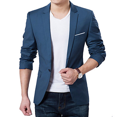 2016 New Suit Jacket For Men Terno Masculino Suit Blazers Jackets Traje Hombre Men's Casual Blazer
