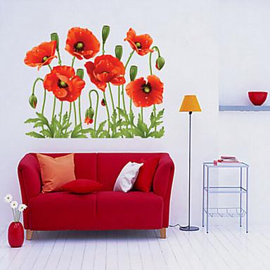 Natale floreale vacanze adesivi murali adesivi aereo - Adesivi da parete ikea ...