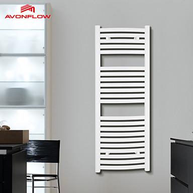 Buy AVONFLOW®1200x450 Heated Towel Rack, Rack Bathroom Wall, Warmer Shelf AF-DE