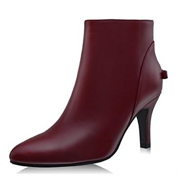 Zapatos de mujer tac n stiletto botas a la moda - Zapatos de trabajo ...