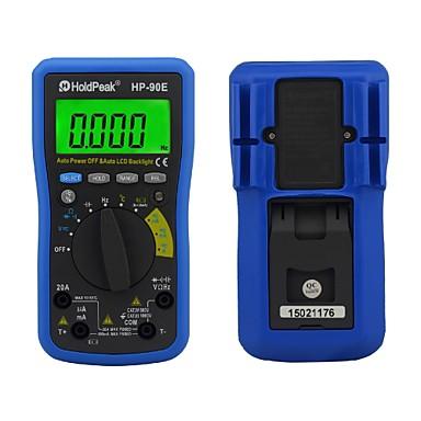 Buy LCD Digital Display Auto Range Multimeter Multifunctional Instrument HoldPeak HP-90E