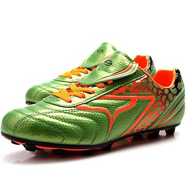 Buy Z.SUO Boys / Girls Unisex Football Sneakers Summer Autumn Winter Wearproof Shoes Green Black