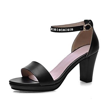 s shoes chunky heel platform sandals office career