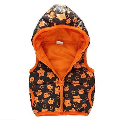 Buy Boy's Polyester Vest,Winter / Spring Fall Print