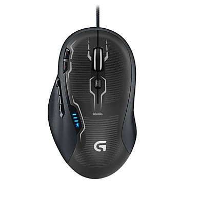 Buy Original Logitech G500S Laser FPS Gaming Mouse 8200 DPI Wired Macro 9 Keys