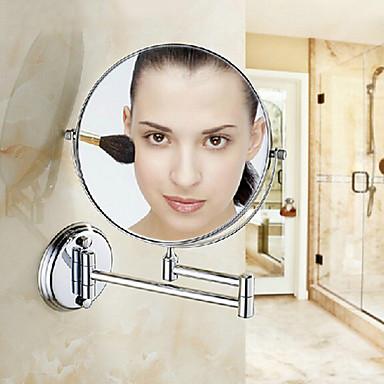 Miroir anodisation fixation murale 28 23 18cm aluminium for Anodisation maison