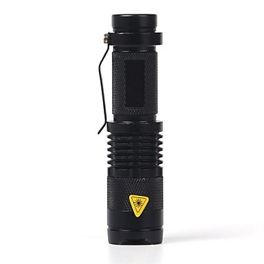 Cree XR-E Q5 LED Flashlight (14500)