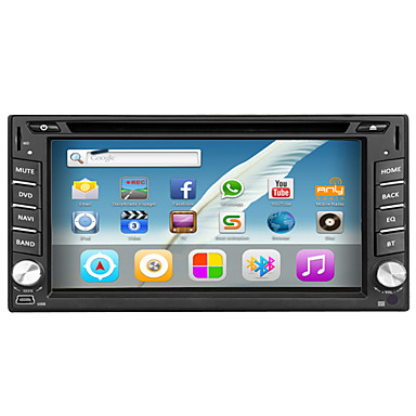 Buy Android 4.2 6.2 Inch In-Dash Car DVD Player Multi-Touch Capacitive WIFI,GPS,RDS,IPOD ,BT,Touch,Screen