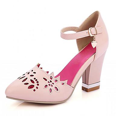 s shoes leatherette chunky heel heels heels outdoor