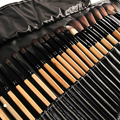 Buy 3Makeup Brushes set Professional Powder/Foundation/Concealer/Blush brush Shadow/Eyeliner/Lip/Brow/Lashes Brush Makeup Kit Cosmetic
