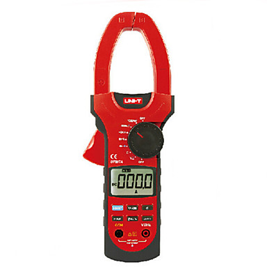 UNI-T UT207A 40M(Ω) 1000(V) 1000(A)Convenient Clamp Meters