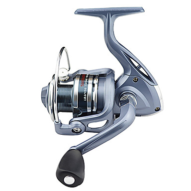 SHISHAMO BASIC 2000 5.5:1, 6 Ball Bearings Spinning Fishing Reel, Right & Left Hand Exchangable