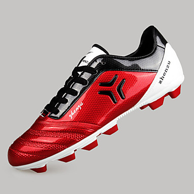 Sneakers Running Shoes Soccer Cleats Football Boots Men's Boys Anti-Slip Impact Wearproof Performance Practise Match Soccer/Football