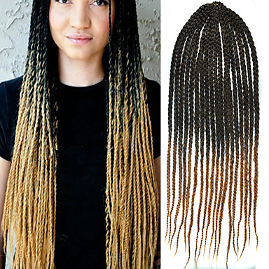 Crochet Box Braids Near Me : Braiding Hair with Ombre Senegalese Twists Braiding Hair also Crochet ...