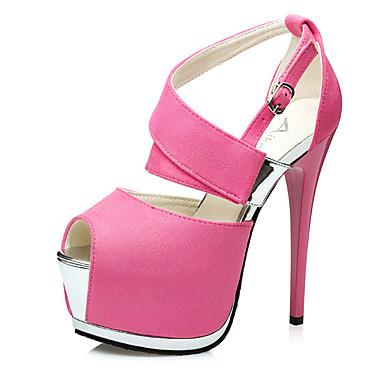Women s shoes velvet stiletto heel heels sandals casual black pink