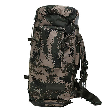 Buy 2 L Backpack Camping & Hiking Leisure Sports Multifunctional Army Green Nylon