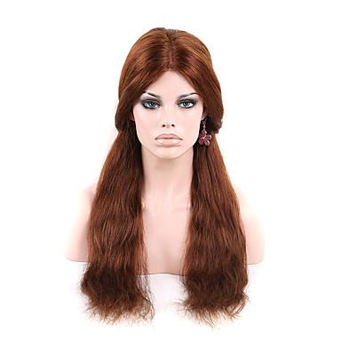 22 inch long straight peruvian full lace human hair wigs