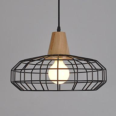 Lampe suspendue traditionnel classique r tro peintures for Lampe suspendue chambre