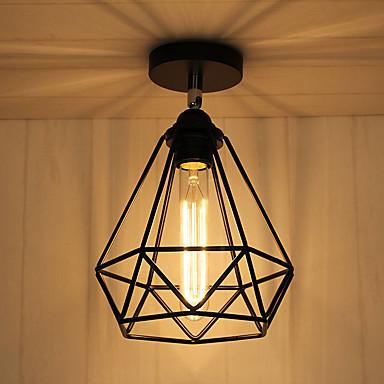 Vintage loft ceiling lamp light direction adjustable - Lamparas de pasillo de techo ...