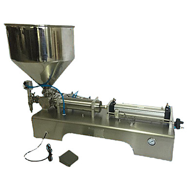 Automatic Quantitative Filling Machine For Horizontal