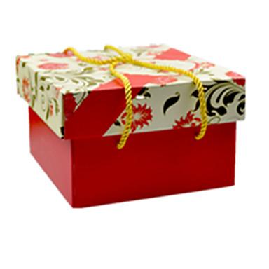 El rojo otro material de envasado regalo del env o - Paquetes de regalo ...