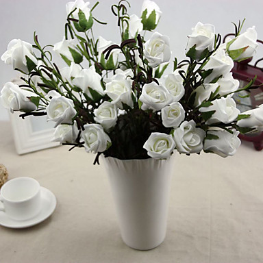 Buy Hi-Q 1Pc Decorative Flower Orchids Wedding Home Table Decoration Artificial Flowers