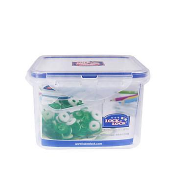 Lock lock 1 set kitchen kitchen polypropylene lunch box for Zaffron kitchen set lunch