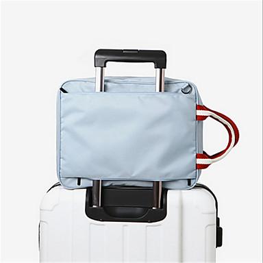 Travel Clothing Storage Bag Shoulder Bag Handbag Portable Luggage Travel Bag