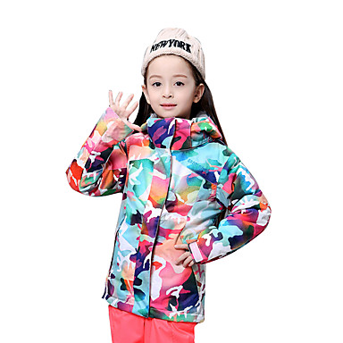 gsou neige tenue de ski anorak pour ski snowboard enfant. Black Bedroom Furniture Sets. Home Design Ideas