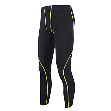 Buy Getmoving® Men's Running Tracksuit Leggings Pants/Trousers/Overtrousers Compression Clothing BottomsQuick Dry Anatomic Design Moisture