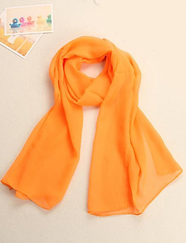 Buy Women's Fashion Pure Color Scarf